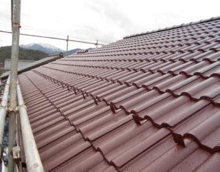 屋根塗装廿日市市G様邸